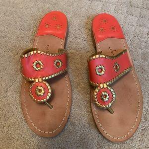 Jack Rogers Sandals Size 10